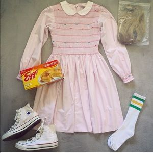 Dresses & Skirts - Stranger Things Eleven Season 1 Cosplay Costume